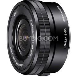 SELP1650 - 16-50mm Power Zoom Lens