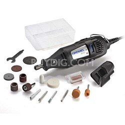 200-1/15 Two-Speed Rotary Tool Kit