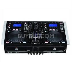 CDM-3700G Dual CD Karaoke Mixing Console