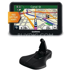 Nuvi 50LM 5 inch Touchscreen GPS Navigation System w/ Lifetime Map Updates
