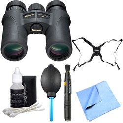 7548 Monarch 7 Binoculars 8x42 Explorer Bundle