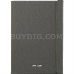 EF-BT550BSEGUJ - Galaxy Tab A 9.7-inch Book Cover - Dark Titanium
