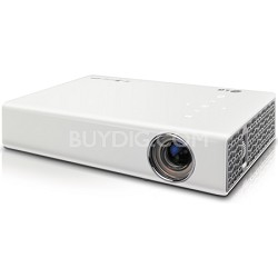 PB60G Micro-Portable 500 Lumens 3D Ready LED Projector