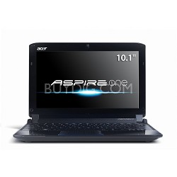 Aspire One AO532h-2924 10.1-Inch  Netbook  Atom N450 (Sapphire Blue)