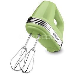 Power Advantage 5-Speed Hand Mixer, Light Green - HM-50LG