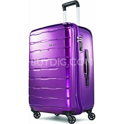 "Spin Trunk 25"" Spinner Luggage - Purple"