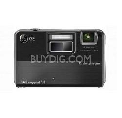 14MP Power Pro Digital Camera w/ Built-In Pico Projector & 7x Zoom - OPEN BOX