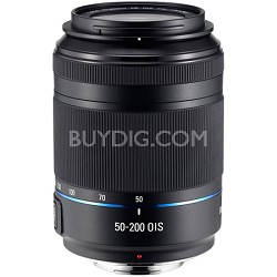 NX 50-200mm f/4.0-5.6 ED OIS II Zoom Camera Lens - Black