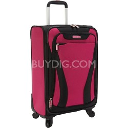 Aspire Gr8 21 Exp. Spinner Suitcase - Bright Pink