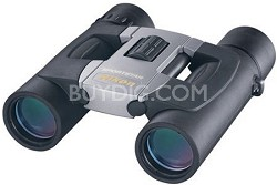Sportstar 10x25 Fold-Up Pocket-Sized Binoculars (Black)