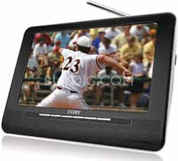 "10"" ATSC Digital Portable TV"