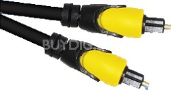 Fiber Optic Toslink Cable 6 ft