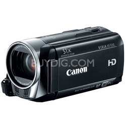 VIXIA HF R30 Full HD Flash Memory Camcorder Factory Refurbished