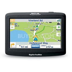RoadMate 1400 Portable Car GPS Navigation System
