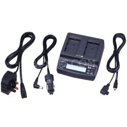 AC-SQ950D Dual M Series charger - CLEARANCE