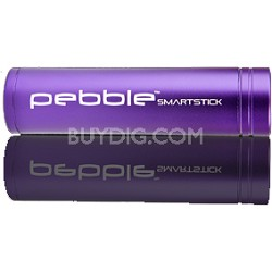 VPP002SS Pebble Smartstick Emergency portable battery back up power, 2200mah Prl
