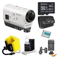 HDR-AZ1/W POV HD Camcorder 32GB Bundle