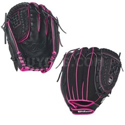 "Flash 11"" Fastpitch Softball Glove - WTA04RF1611"