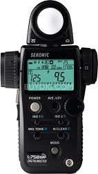 401-758 L-758 Flash Master Light Meter
