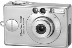 CLOSEOUT Powershot S-230 Digital Camera 1PC LEFT