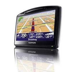 """GO 930 Portable GPS Navigation System With 4.3"""" Touchscreen"""