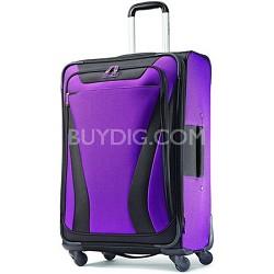 Aspire Gr8 25 Exp. Spinner Suitcase - Purple