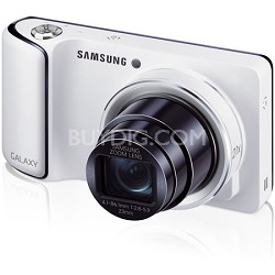 GALAXY Camera  EK-GC110 16.3 MP Digital camera -  White