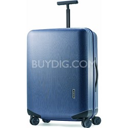 "Inova 20"" Hardside Spinner Carry On Luggage Indigo Blue TSA lock"