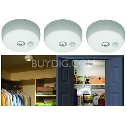 3-Pack Mr Beams LED Ceiling Light