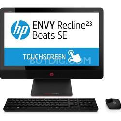ENVY Recline 23-m113W TouchSmart Beats SE All-in-One - Intel Core i3-4130T Proc.