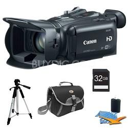 XA20 High Definition Professional Camcorder Plus 32GB Kit