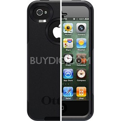 OB iPhone 4/4S Commuter - Black