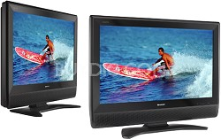 "LC-37D40U - AQUOS 37"" High-definition LCD TV"