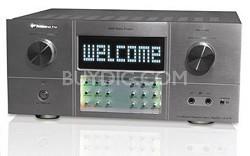 2500- Watt Power Amplifier (Silver)
