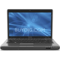 "Satellite 14.0"" P745-S4380 Notebook PC - Intel Core i5-2430M Processor"