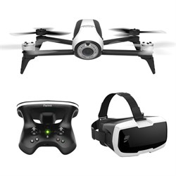 Bebop 2 with Skycontroller 2 & FPV - White (PF726203)