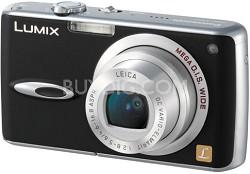 DMC-FX01 (Black) Lumix 6 Megapixel Digital Camera w/ 3.6x Optical Zoom