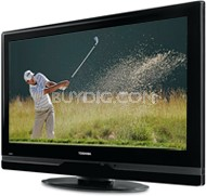 "37AV500U - 37"" High-definition LCD TV"