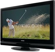 """37AV500U - 37"""" High-definition LCD TV"""