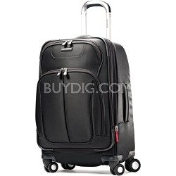 "Hyperspace 21.5"" Carry On Spinner Luggage (Galaxy Black)"