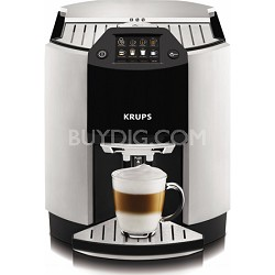 Barista One Touch Automatic Espresso Machine - Silver