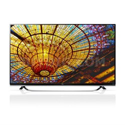 UF8500 Series 60-inch 4K Smart 3D IPS LED TV  w/ Two 3D Glasses