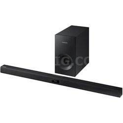 HW-J355  - 2.1 Channel 120 Watt Wired Bluetooth Audio Soundbar(Black) - OPEN BOX