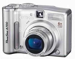 Powershot A700 Digital Camera