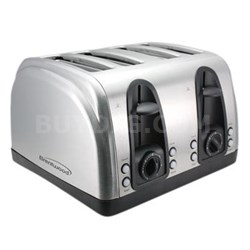4 Slice Toaster SS