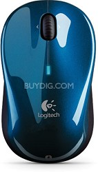 V470 Cordless Bluetooth Laser Mouse - (Blue)