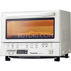 FlashXpress Toaster Oven NB-G110PW - White - OPEN BOX
