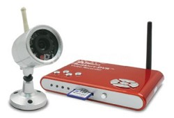 Red Alert Movement Video Recorder Security Kit (SW244WDW)