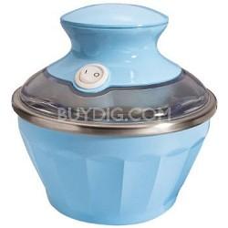 Half Pint Soft Serve Ice Cream Maker (Blueberry)