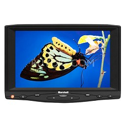 """7"""" HDMI Monitor With Canon BP511 Battery kit"""